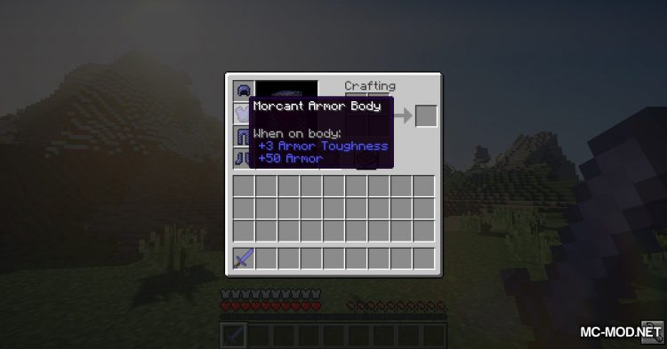 Morcant Ore mod for Minecraft (11)