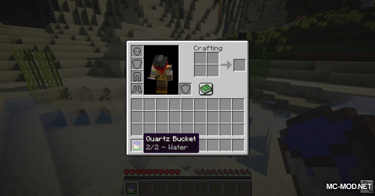More Buckets mod for Minecraft (7)