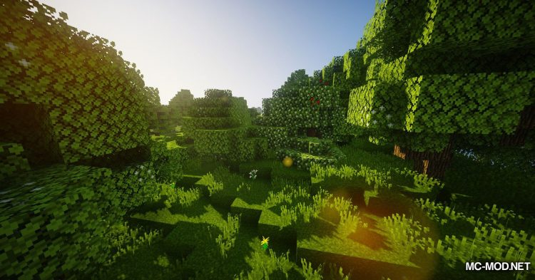 Oh The Biomes You_ll Go mod for Minecraft (11)