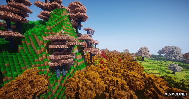 Oh The Biomes You_ll Go mod for Minecraft (16)