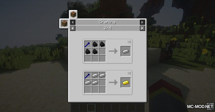 OmegaCraft mod for Minecraft (10)