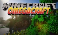 OmegaCraft mod for Minecraft logo