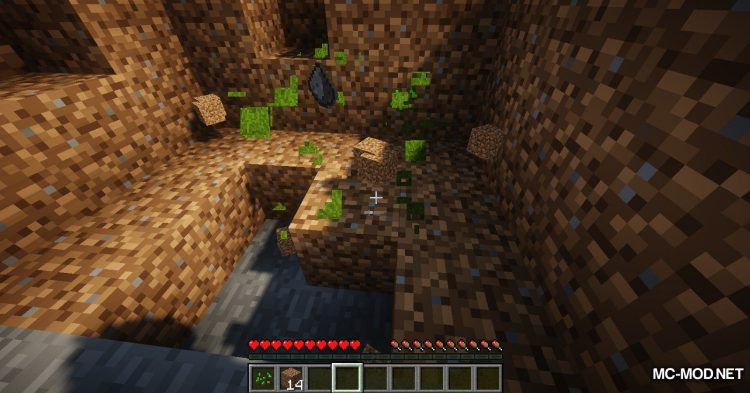 Organic Creepers mod for Minecraft (11)