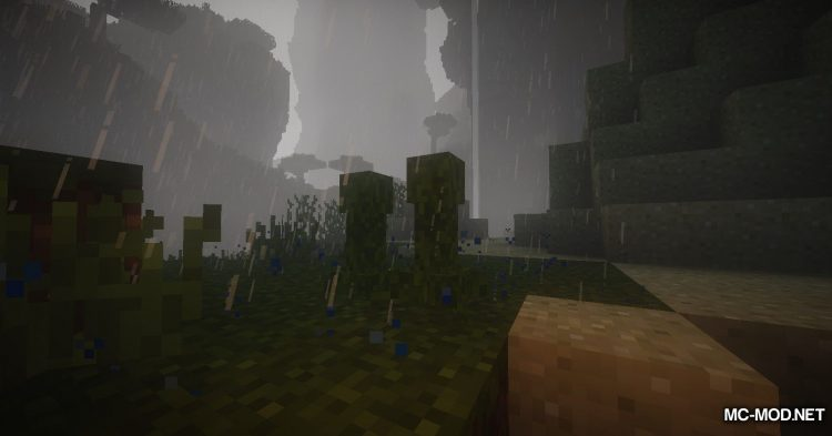 Organic Creepers mod for Minecraft (5)