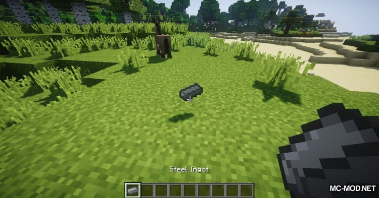 Simple Steel mod for Minecraft (9)