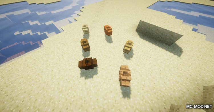 Simple Wooden Pipes mod for Minecraft (14)