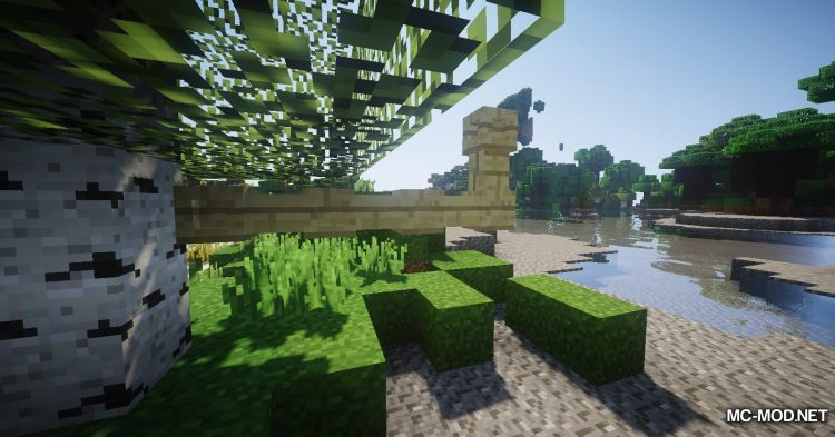 Simple Wooden Pipes mod for Minecraft (4)