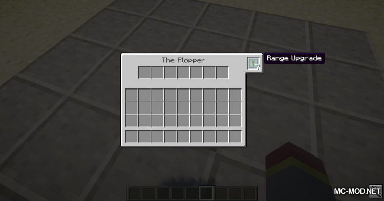 The Plopper mod for Minecraft (17)