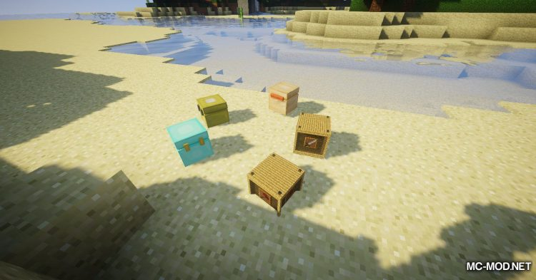 Ultimate Lootboxes mod for Minecraft (19)