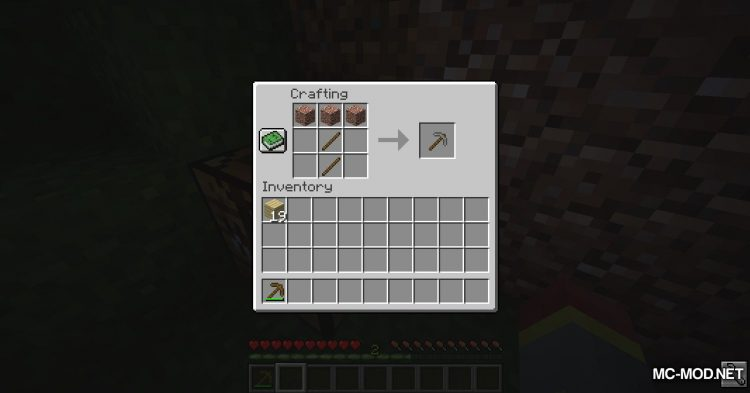 Unified Stone Tools mod for Minecraft (5)