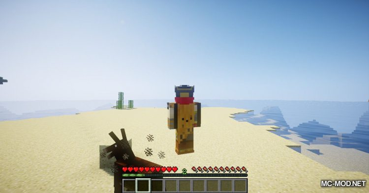 You_re Not the Boss of Me mod for Minecraft (10)