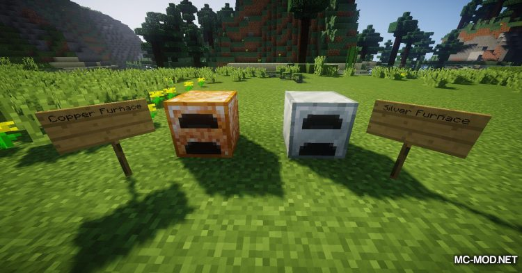 pizzaatime_s Iron Furnaces mod for Minecraft (14)