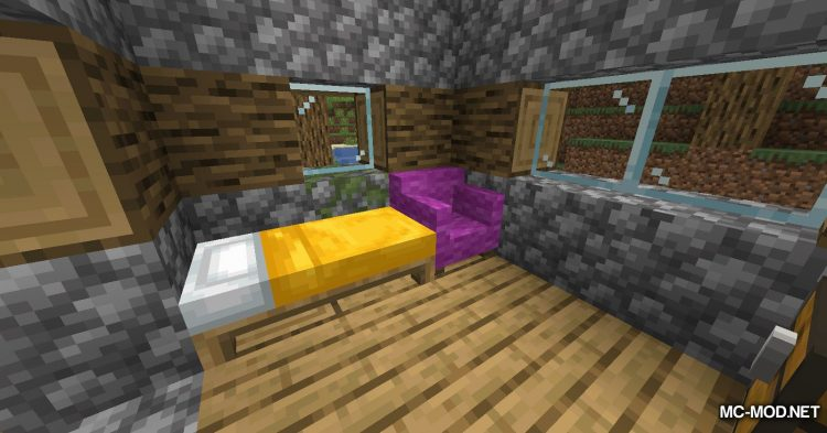 Adorn mod for Minecraft (11)