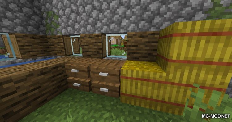Adorn mod for Minecraft (13)