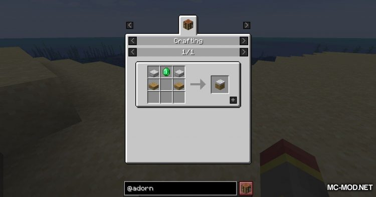Adorn mod for Minecraft (17)