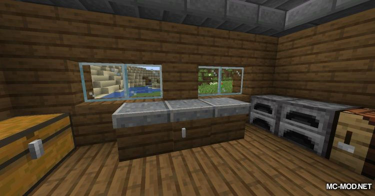 Adorn mod for Minecraft (4)