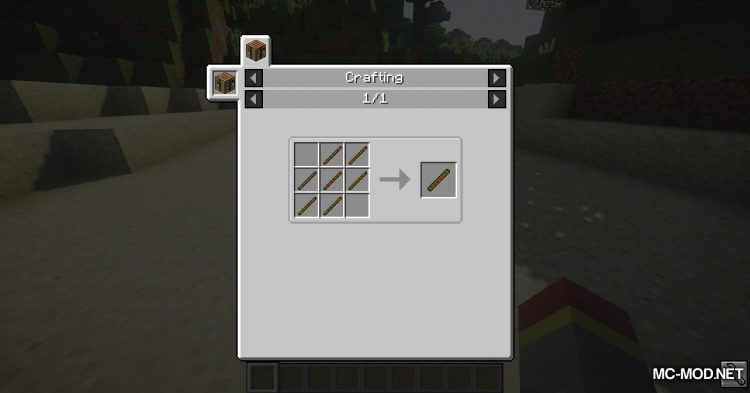 Asgard Weapons mod for Minecraft (2)