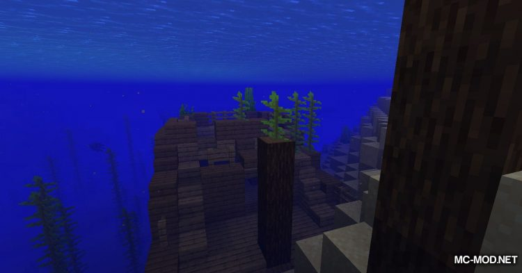 Beach Slimes mod for Minecraft (3)