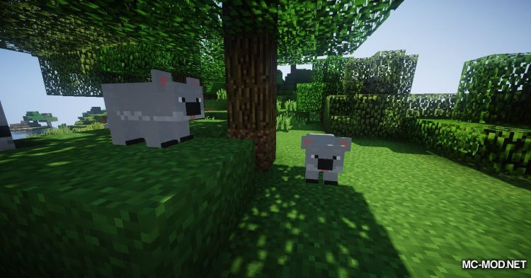 Better Creatures mod for Minecraft (13)