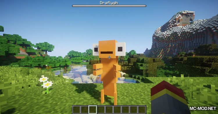 Better Creatures mod for Minecraft (14)
