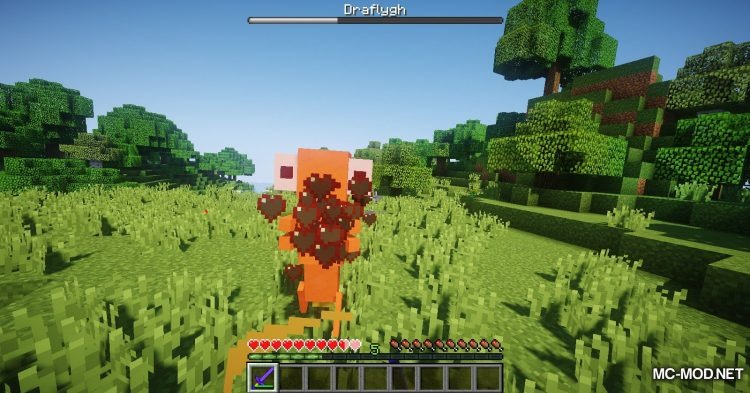 Better Creatures mod for Minecraft (18)