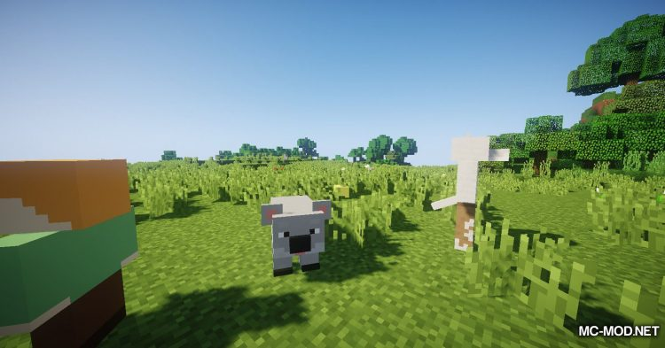 Better Creatures mod for Minecraft (20)