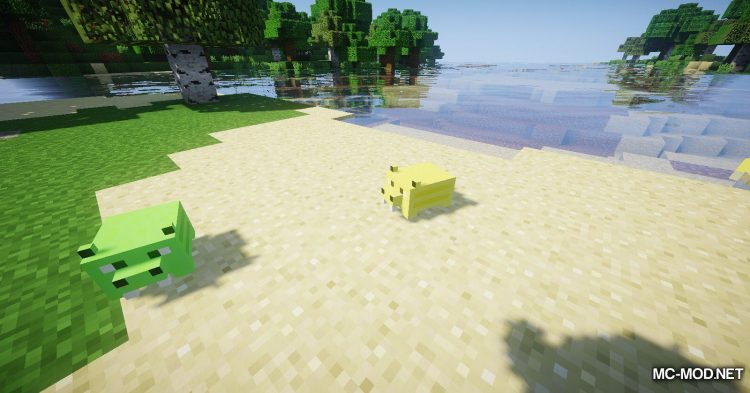 Better Creatures mod for Minecraft (5)