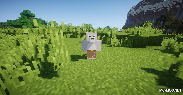 Better Creatures mod for Minecraft (9)
