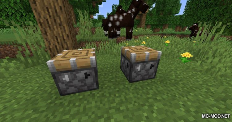 Cotton mod for Minecraft (4)