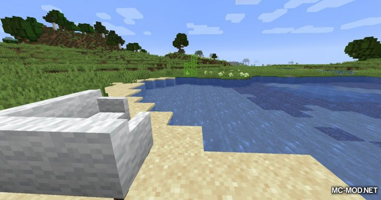 Cotton mod for Minecraft (8)