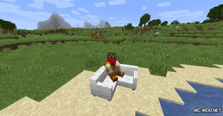 Cotton mod for Minecraft (9)