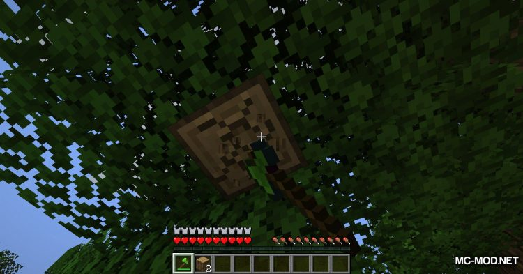 Emerald Tools mod for Minecraft (10)
