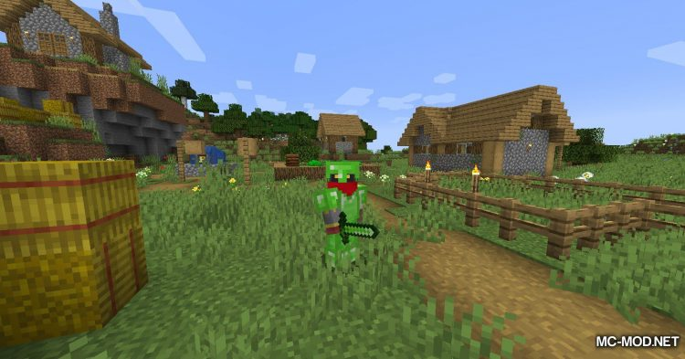 Emerald Tools mod for Minecraft (9)