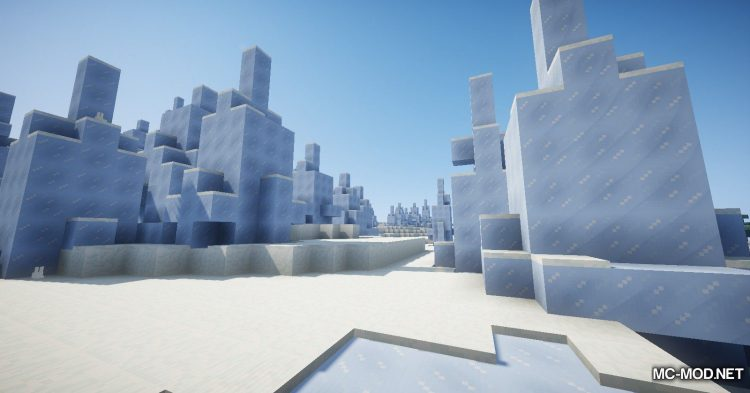 EnhancedSnowman mod for Minecraft (5)