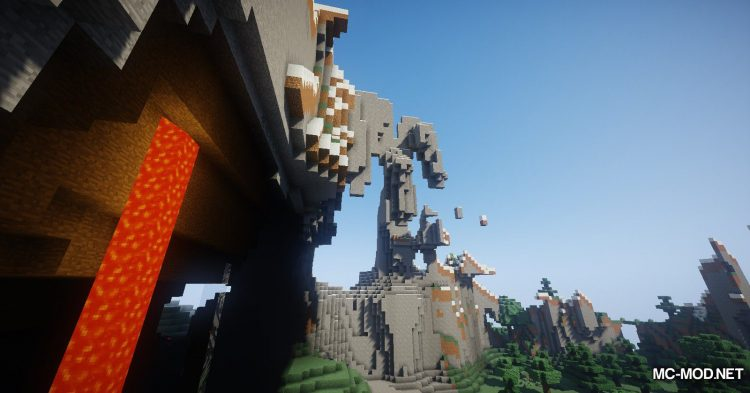 Environs++ mod for Minecraft (14)