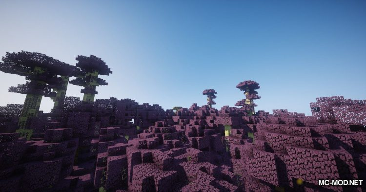 Environs++ mod for Minecraft (6)