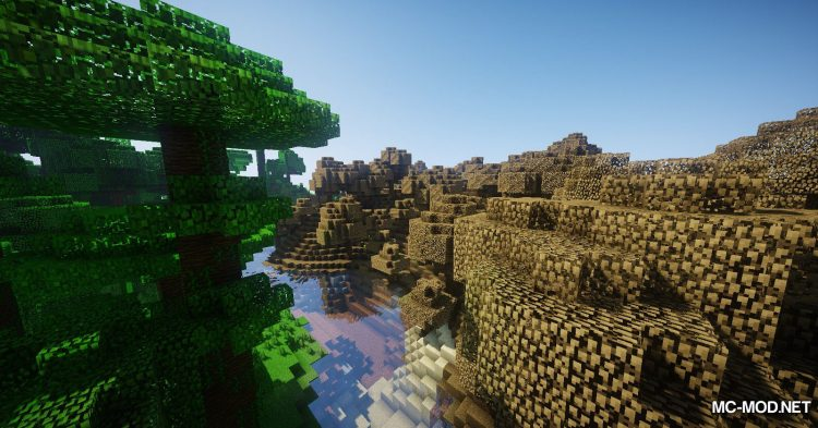 Environs++ mod for Minecraft (9)