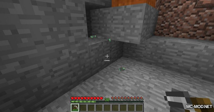 Exp Ore mod for Minecraft (5)