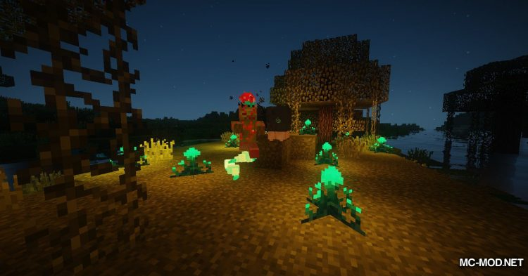 Fish_s Undead Rising mod for Minecraft (15)