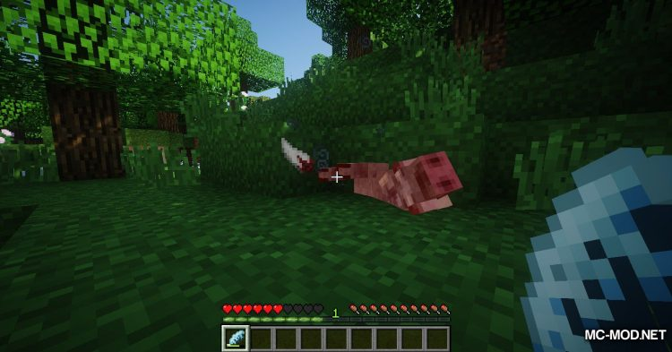 Fish_s Undead Rising mod for Minecraft (7)