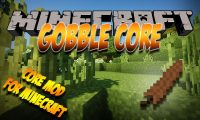 Gobble Core mod for Minecraft logo