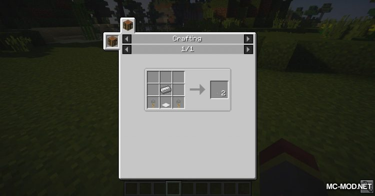 LOS mod for Minecraft (2)