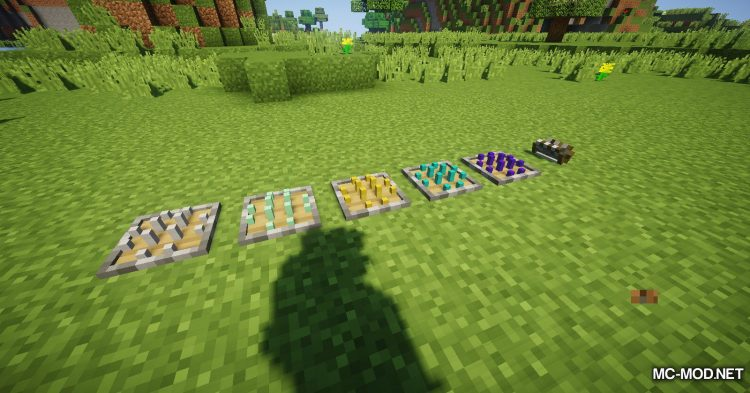 LOS mod for Minecraft (4)