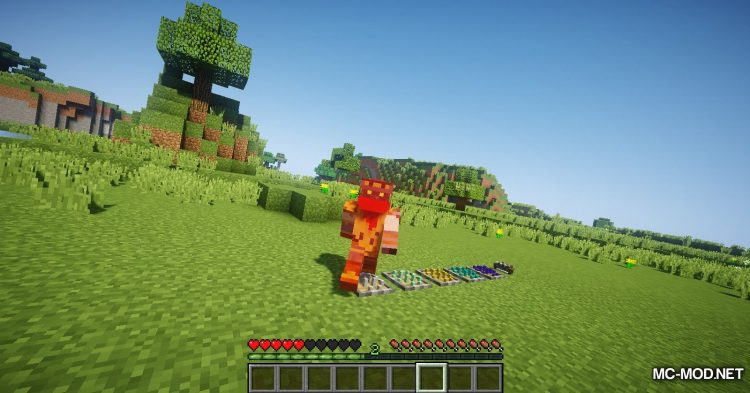 LOS mod for Minecraft (5)