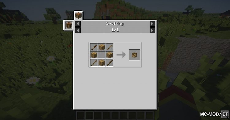 LOS mod for Minecraft (6)