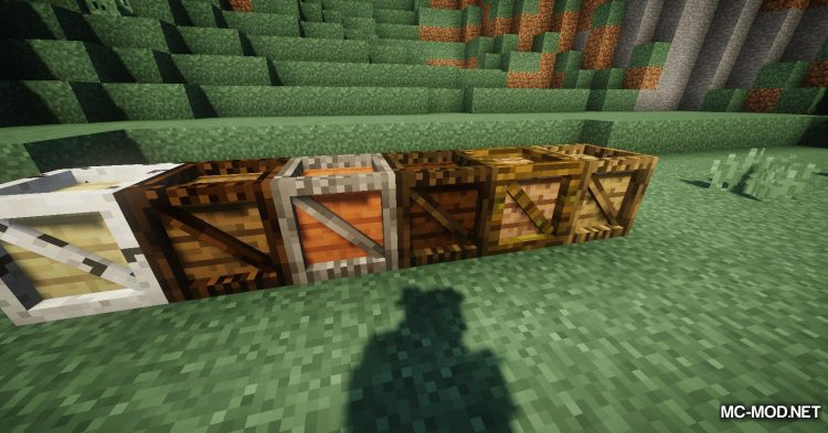 LOS mod for Minecraft (7)