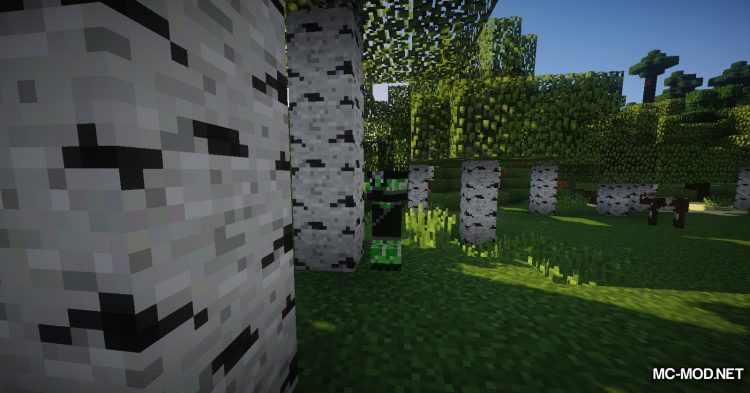 More Creepers mod for Minecraft (2)
