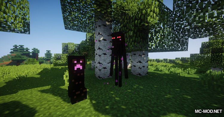 More Creepers mod for Minecraft (5)