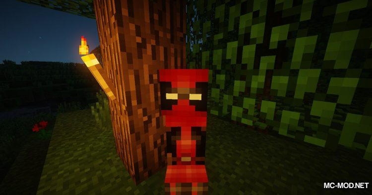 More Creepers mod for Minecraft (8)