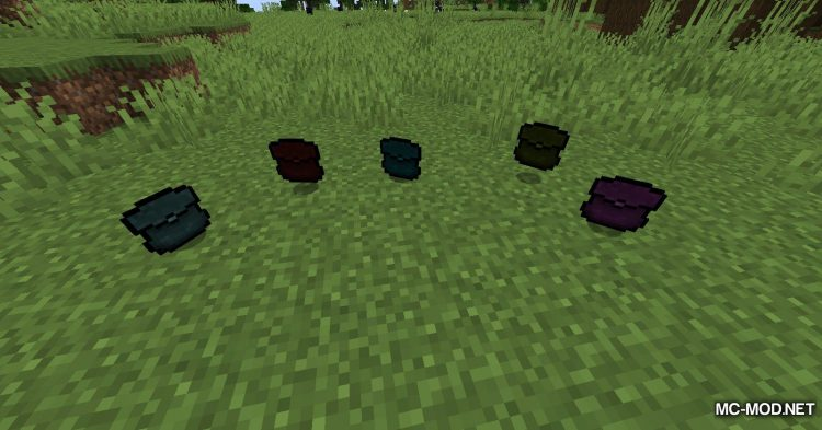 Mpcs_ Backpacks mod for Minecraft (17)